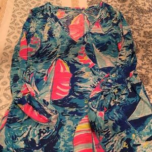Lilly Pulitzer top Large